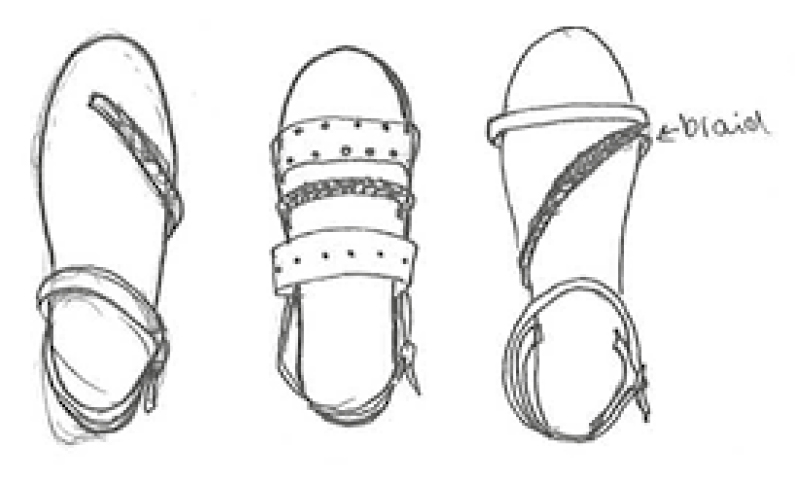 shoessketch